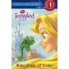 Tangled - Kingdom of color