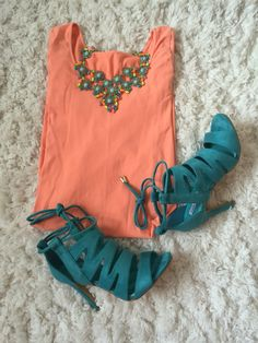 Contrast just for spring or summer!  Search: Lola $37.99 www.theluxfemme.com