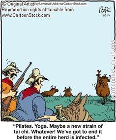 More Yoga Humor