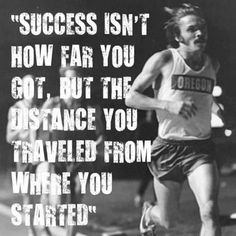 inspiring running quotes before race - Google Search