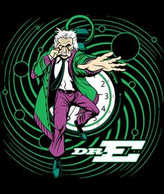 Science Corps International:: Albert Einstein I know, not an avenger, but he makes a pretty cool superhero.