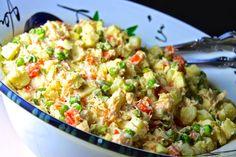 Ensalada de gallina: la receta perfecta