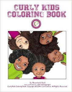 List Of Coloring & Activity Books That Feature Black Characters