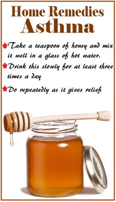 Honey Remedy for Asthma