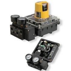 """Posicionador Electro-neumático K10 Ventajas: Calibración rápida y simple mediante botonera """"AutoCal"""" o remota mediante la utilización de un sensor infrarrojo. Bajo consumo de aire. Resistente a la corrosión, protección Nema 4, 4x."""
