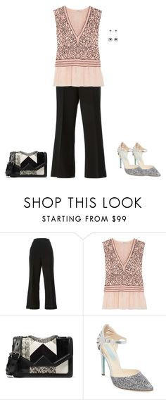 """Untitled #1624"" by angelbear38 ❤ liked on Polyvore featuring Fendi, Ganni, Karl Lagerfeld, Betsey Johnson and J.W. Anderson"
