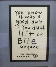 I saw this in a psychiatrists office, sums my life up nicely!