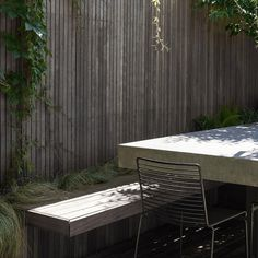, Small but perfectly formed. Courtyard garden inspiration from Melbourne-based landscape design . , Small but perfectly formed. Courtyard garden inspiration from Melbourne-based la . Landscape Architecture, Landscape Design, Garden Design, Small Gardens, Outdoor Gardens, Melbourne, Floating Table, Raised Planter, Outdoor Living