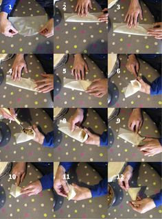 Pliage Brick, Indian Food Recipes, Asian Recipes, How To Make Samosas, Sandwich Cake, Candy Cakes, Ramadan, Tea Time, Tapas