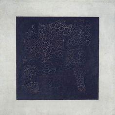 Kazimir Malevich, Black Square, 79.5 x 79.5 cm, Tretyakov Gallery, 1915   © Coldcreation/WikiCommons