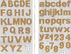monograma-alfabeto-ponto-cruz-500x400 32 alfabetos em ponto cruz Cross Stitch Alphabet Patterns, Needlepoint Patterns, Stitch Patterns, Cross Stitch Baby Blanket, Tiny Cross Stitch, Cross Stitch Numbers, Cross Stitch Letters, Cross Stitching, Cross Stitch Embroidery