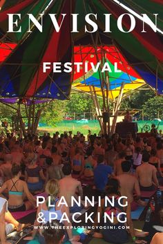 Planning & Packing for Costa Rica's Envision Music & Yoga Festival. Perfect for people who haven't been or are unsure of what to expect. Pura Vida!