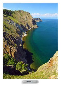 Olchonské pobřeží Russia, Island, Water, Outdoor, Block Island, Islands, The Great Outdoors, Aqua, Outdoors