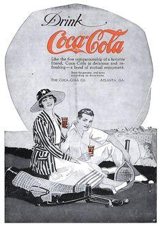 vintascope:  Coca Cola - 19170700 Hollands on Flickr. Facebook   Flickr   Tumblr   Twitter   Website