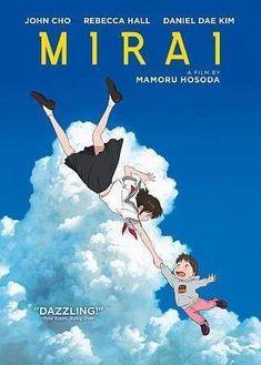 Mirai(dvd)japanimation Movies 2019, New Movies, Good Movies, Crispin Freeman, Mamoru Hosoda, John Cho, Rebecca Hall, Wolf Children, Anime Dvd