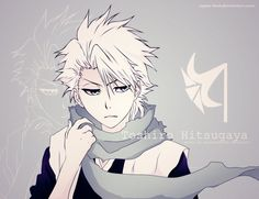 Toshiro Hitsugaya by coralsnowcandy on DeviantArt