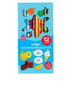Scented pencils $12.95 smiggle