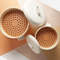 Ceramic Steamer