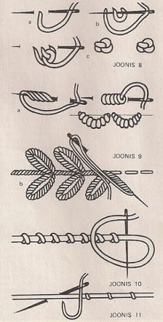 Silk Ribbon Embroidery Designs And Methods By Ann Cox Embroidery Stitches Adv. Sewing Stitches, Hand Embroidery Stitches, Silk Ribbon Embroidery, Crewel Embroidery, Embroidery Techniques, Cross Stitch Embroidery, Embroidery Ideas, Embroidery Supplies, Flower Embroidery