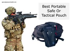 LEARN MORE ABOUT THIS PRODUCT...  #tactical #safe #portablesafe #tacticalpouch