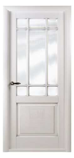 """While they may be called """"traditional,"""" Massello di Ontano doors are best described as """"classic."""" They are designed for less modern and more classic architecture. Traditional Interior Doors, Classic Architecture, Old Houses, Manhattan, Classic Style, Bathtub, Modern, Home, Napoleon"""