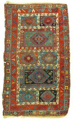 MALATYA village rug, Kurdish, ca. first half of 20th century.
