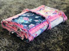Custom Deer and Dream Catcher Cuddle Quilt Rag Quilt, Quilts, Watercolor Deer, Mini Me, Cuddle, Bright Pink, Little Ones, Dream Catcher, Dreamcatchers
