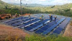 """Musk contra el huracán María: Puerto Rico sigue con problemas de electricidad pero Tesla está empeñada en """"solucionarlo"""""""