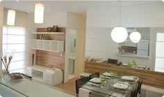 decoracion de salas pequenas en blanco y negro - Buscar con Google