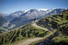 Höhenweg Alp Munt, Engadin St. Moritz Mount Everest, Mountains, Nature, Travel, Tours, Places, Landscape, Naturaleza, Viajes