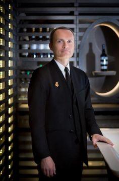 David Biraud, Chef Sommelier du Mandarin Oriental, Paris, Vice-Champion du Monde de Sommellerie 2016