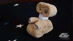 ET! El extraterrestre - 10 Figuras de Animales con Toallas | Hoteles Todo Incluido en Los Cabos y Cancún, Solaris Resorts.