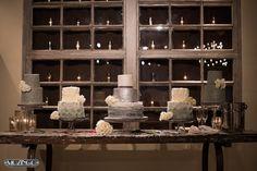 Varied Design Wedding Cake Sweets Bar Artista Cakes 2015