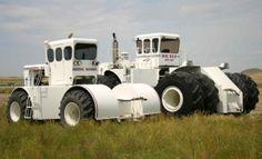 big bud tractors | 16 big bud hn 320 toy tractor times series no 1 1 16 big bud hn 320 ...