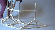 Le bureau ergonomique personnalisé par Danko Radulovic