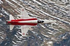 Northrop F5E TigerII. Leszek Kobusinski