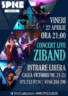 Just one week left until the ZiBand live concert in Spice Club Live Show, Victoria, Club, Concert, Concerts, Victoria Falls