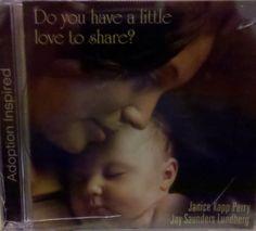Do You Have a Little Love to Share? Adoption Media https://www.amazon.com/dp/B000P7QFXY/ref=cm_sw_r_pi_dp_x_p7FSybXKPDYGP