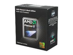 AMD Phenom II X4 960T Zosma 3.0GHz Socket AM3 95W Quad-Core Desktop Processor HD96ZTWFGRBOX