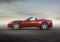 Ferrari California T makes its debut online