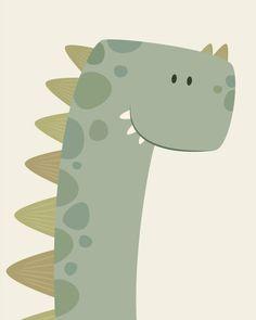 Dinosaur Art, Cute Dinosaur, Dinosaur Prints, Dinosaur Nursery, Baby Prints, Nursery Prints, Nursery Wall Art, Wallpaper Infantil, Boy Decor