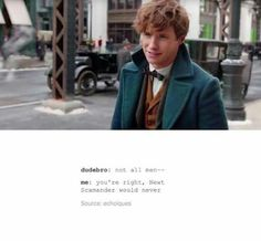 Loved that movie Fantastic Beasts And Where To Find Them