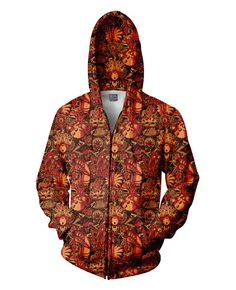 Planet Zebes Zip-Up Hoodie    -- As a Sponsored representative, we can offer you an extra 10% OFF anytime on almost everything (including items on sale) at RageOn.com. Just use Discount Code BJXRAGE10 .