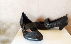 Graceland Pumps mit niedrigem Absatz schwarz | Mädchenflohmarkt