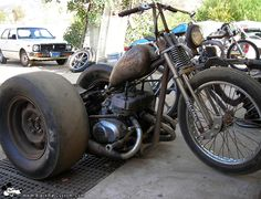 Rat Trike Rules! | BlackRatCustom