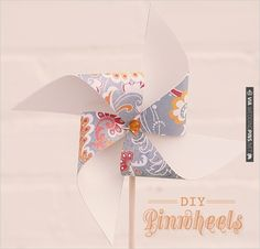 #free DIY, ,  Do It Yourself, Wedding Pinwheels, Pinwheels, $0 | CHECK OUT MORE IDEAS AT WEDDINGPINS.NET | #diyweddings