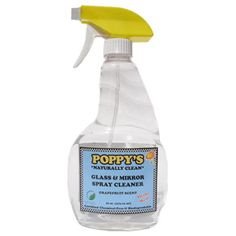 forget about the toxic commercial glass cleaners! This one works great and is chemical free!