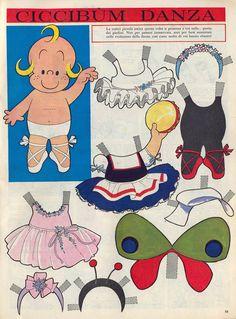 Ciccibum danza: Tratto dal nº 19 del 9 maggio 1965 del Corriere dei Piccoli.