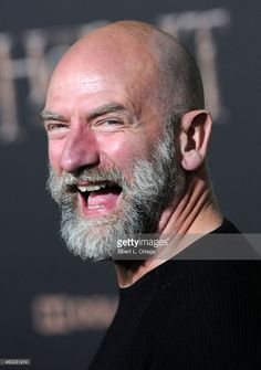 Actor Graham McTavish arrives for Premiere Of New Line Cinema, MGM Pictures And Warner Bros. Pictures' 'The Hobbit: The Battle Of The Five Armies' held at Dolby Theatre on December 9, 2014 in Hollywood, California.