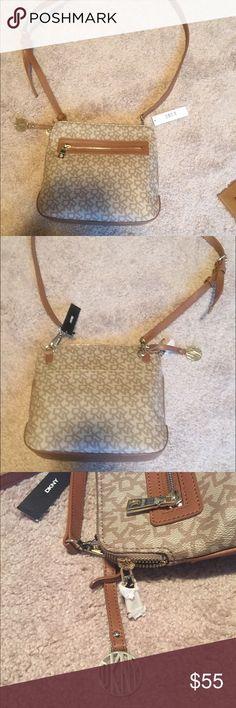 DKNY bag DKNY crossbody bag. New with tags!!! DKNY Bags Crossbody Bags